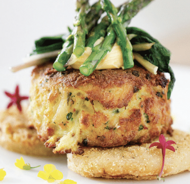 Pippin's Crab Cake
